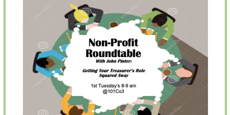 Non-Profit Roundtable tickets