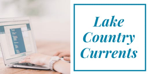 Lake Country Currents: June Mixer