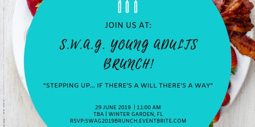 S.W.A.G. Young Adults Brunch