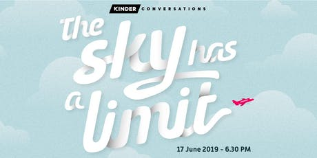 Kinder Conversations: The Sky has a Limit tickets