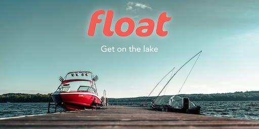Float Summer Kickoff
