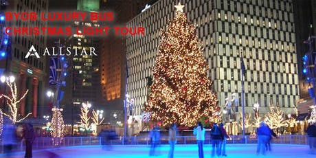BYOB Christmas Light Bus Tours 2019 tickets