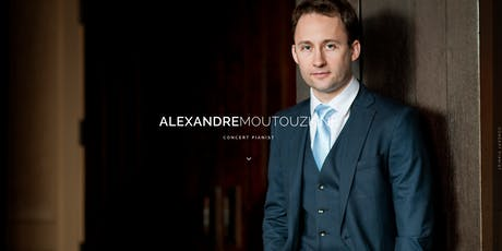Alexandre Moutouzkine in Recital tickets