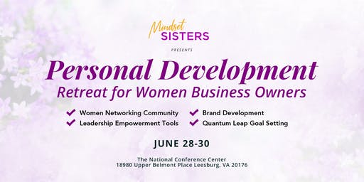 Personal Development Retreat for Women Business Owners