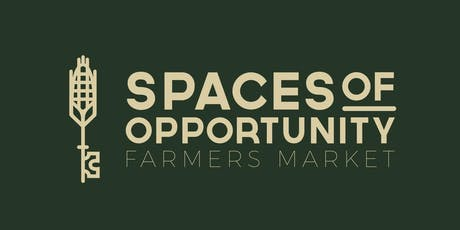 Vendor Invite: Spaces of Opportunity Farmers Market Conversation  tickets