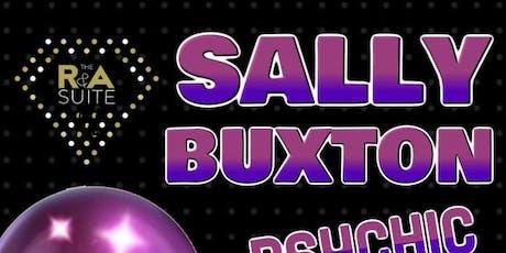 Sally Buxton Psychic Night tickets