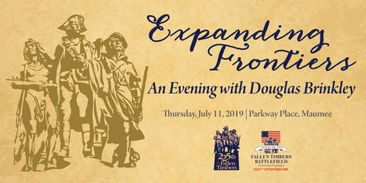 Expanding Frontiers: An Evening with Douglas Brinkley