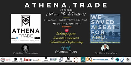 Athena.Trade Presents tickets