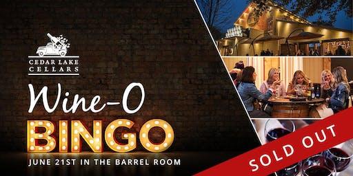 Wine-O Bingo