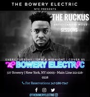 THE RUCKUS ARTIST/ANONYMOUS Sessions