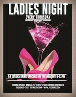 Ladies Night // Dj Sessions
