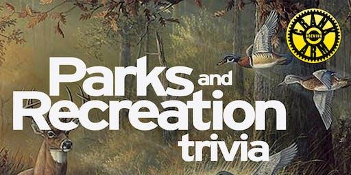 Parks and Rec Trivia at Crank Arm Brewing