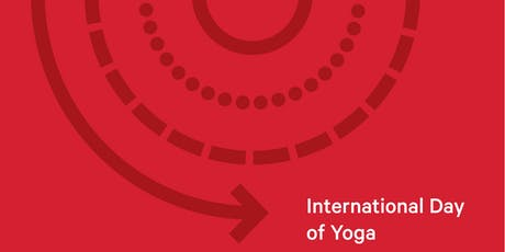 international day of yoga week - Becky Gosney tickets
