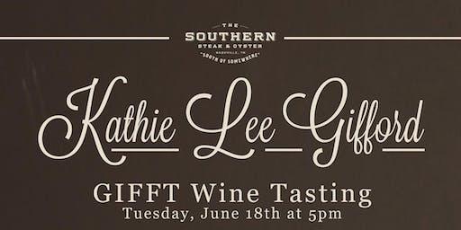 GIFFT Wine Tasting with Kathie Lee Gifford