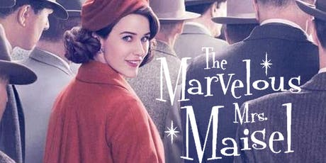 The Marvelous Mrs. Maisel Trivia at Crank Arm Brewing tickets