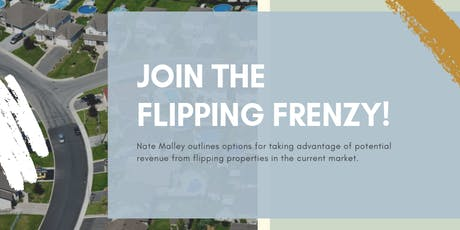 Join the Flipping Frenzy! tickets
