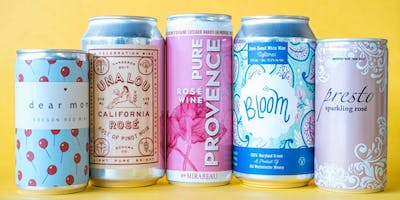 Wine Tasting: Wine in Cans!