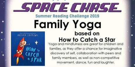 Family Yoga: How to Catch a Star tickets
