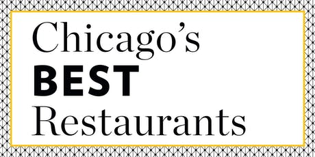 Chicago's Best Restaurants 2019 tickets