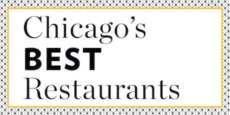Chicago's Best Restaurants 2019 tickets