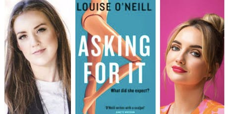So you want to write a book? Publishing Masterclass with Louise O'Neill, Holly White and Caroline Foran tickets