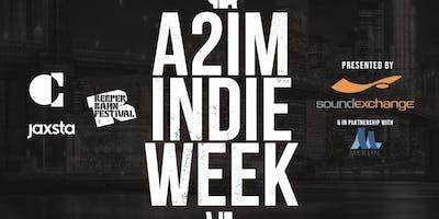 A2IM Indie Week 2019 presented by SoundExchange &