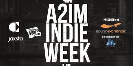 A2IM Indie Week 2019 presented by SoundExchange & in partnership w/ Merlin tickets