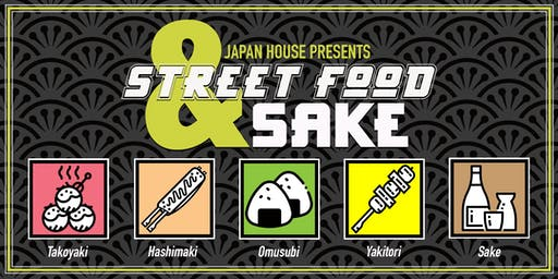 Japanese Street Food & Sake