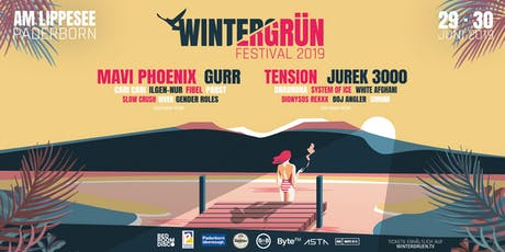 Wintergrün Festival 2019 Tickets
