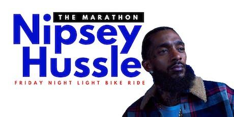 The Marathon Nipsey Hussle   |  Friday Night Light Bike Ride tickets