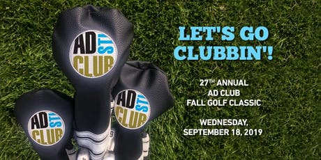 2019 Ad Club St. Louis Fall Golf Classic tickets