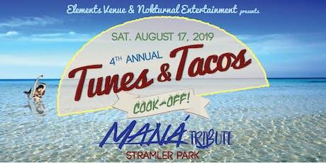 Tunes & Tacos 2019 tickets