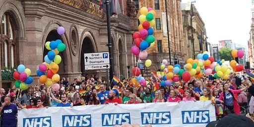 Manchester Pride - GM NHS entry