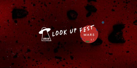 Look Up Fest: Mars tickets