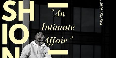 """""""An Intimate Affair"""" Fashion Show tickets"""