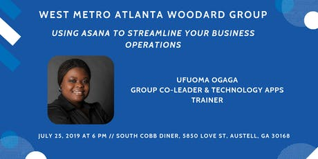 WMAW Group Networking: Using Asana to Streamline Your Business Operations tickets