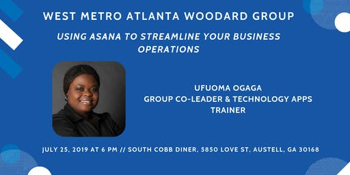 WMAW Group Networking: Using Asana to Streamline Your Business Operations