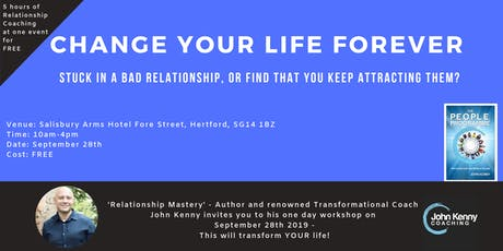 Relationship Mastery  tickets