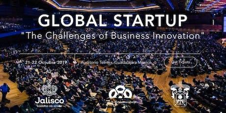 Global STARTUP México entradas