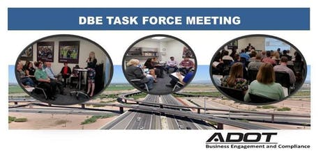 DBE Joint Task Force Meeting tickets