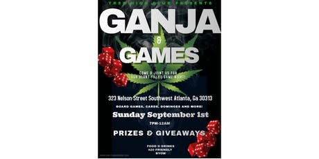 Treehighclub presents Kush and game night tickets