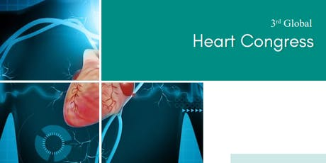 3rd Global Heart Congress (PGR) tickets
