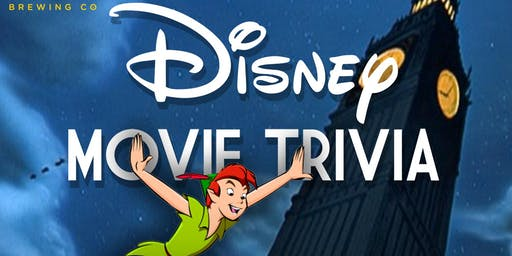 Disney Movie Trivia at Hysteria Brewing Company
