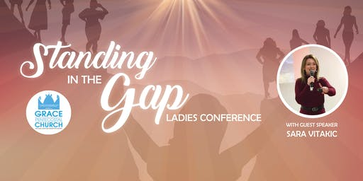 Standing in the Gap Ladies Conference