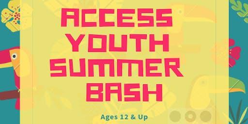 Access Youth Summer Bash