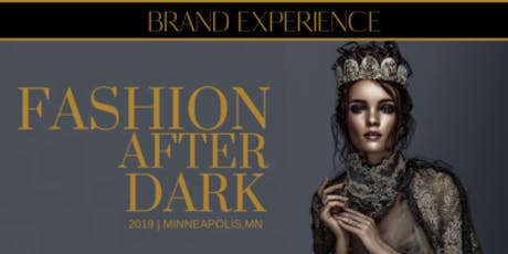 FASHION AFTER DARK tickets