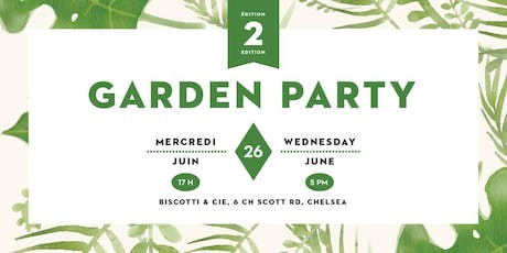 Garden Party 2019 tickets
