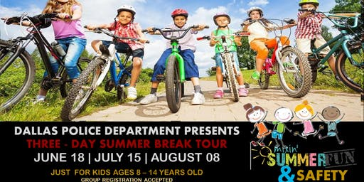 DPD KIDS SUMMER BREAK TOUR