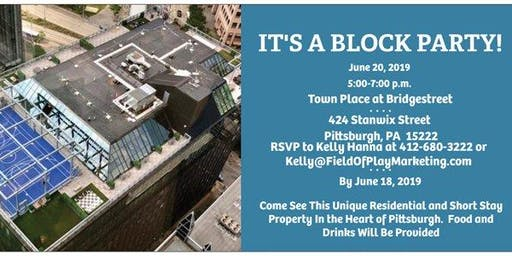 THE Bridgestreet Block Party