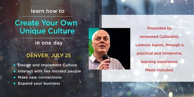 Create Your Own Unique Culture